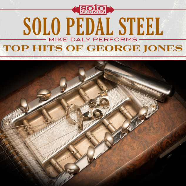 Solo Pedal Steel - Top Hits of George Jones