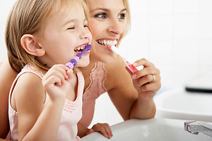 Brushing Teeth, Smile Excellence Dentistry, Seven Hills