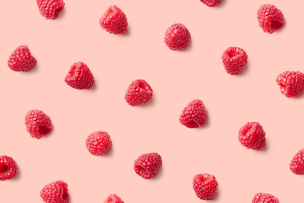 Raspberry NECTA by Full Circle background