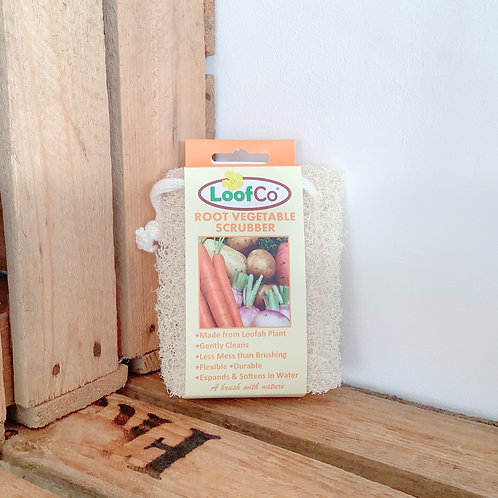 LoofCo - Root Vegetable Scrubber