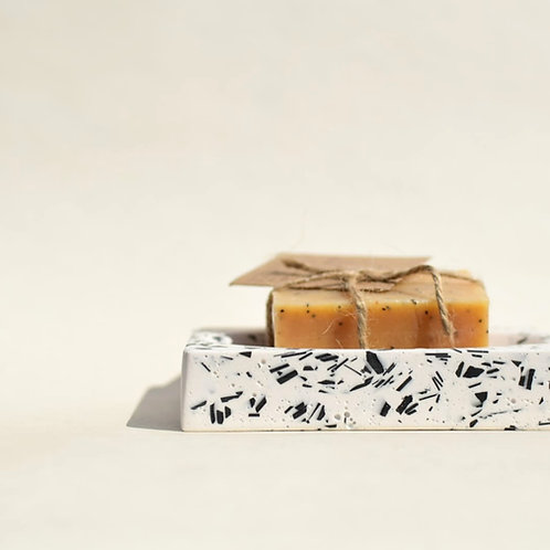 Smudge Soap Dish - Traditional