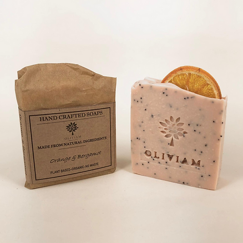 Oliviam Handcrafted Soap