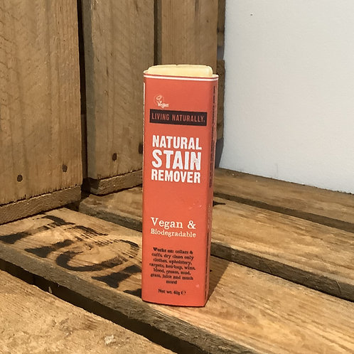 Living Naturally - Natural Stain Remover