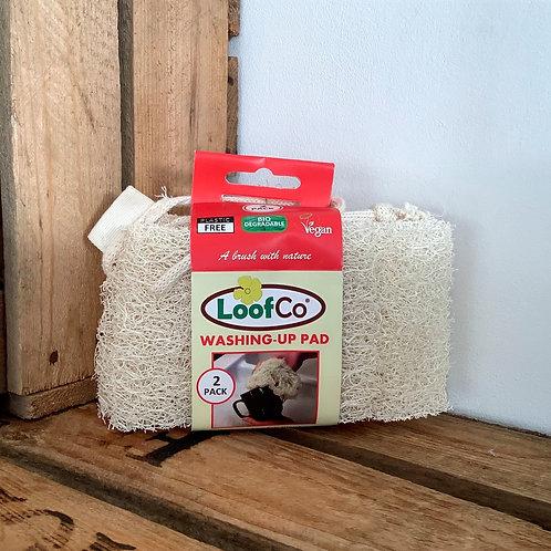 LoofCo - Washing Up Pad Twin Pack