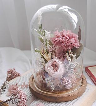 Rose Quartz Dome