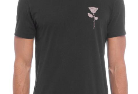 T-shirt Masculina Vintage Rose Osklen