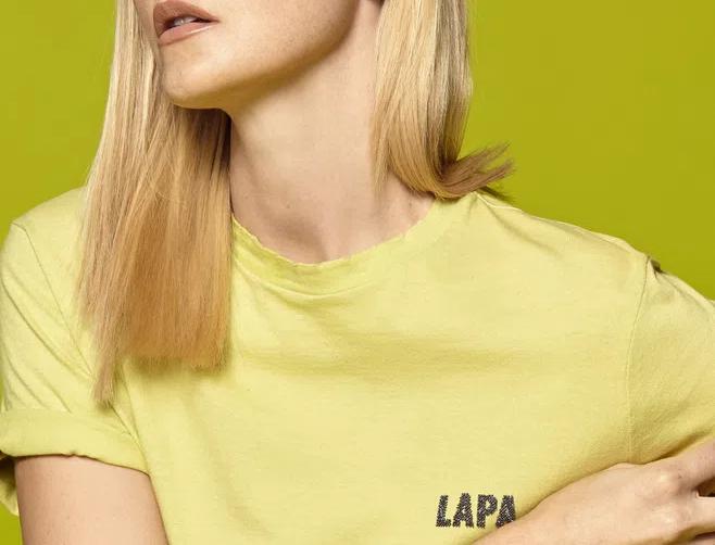 Blusa de Malha com Silk Localizado Lapa Animale