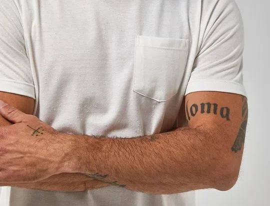 Camiseta Eco Folha Zapalla