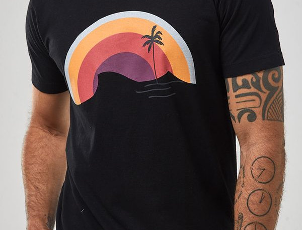 Camiseta Eco Arco Iris Zapalla