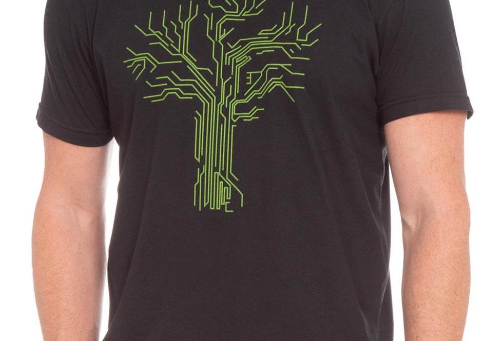 T-Shirt Pet Techno Tree Osklen