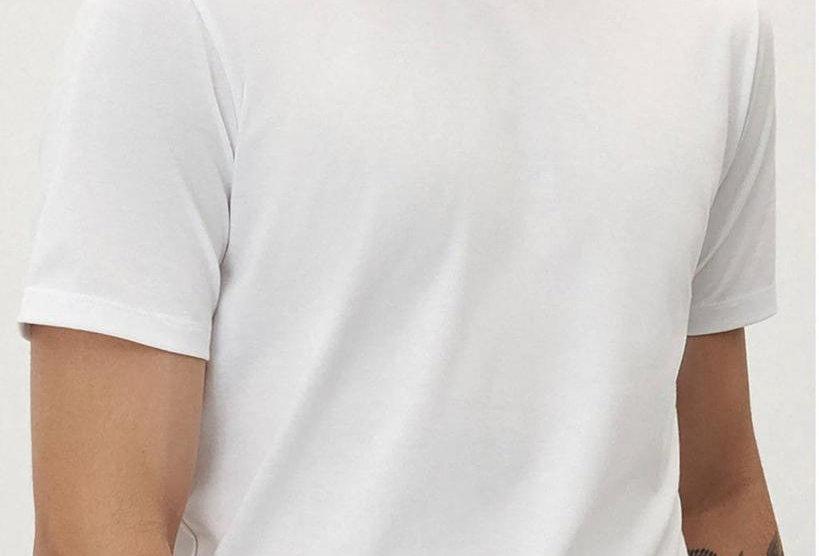 Camiseta Básica BCO Ricardo Almeida