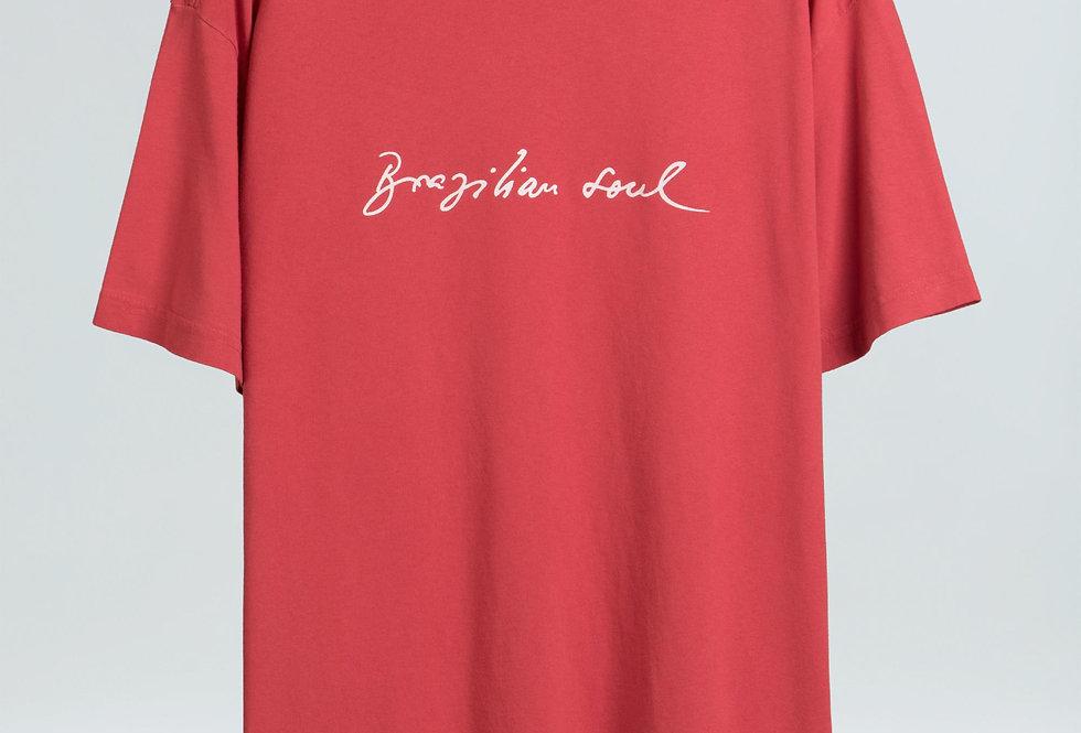T-Shirt Osklen Brazilian Soul