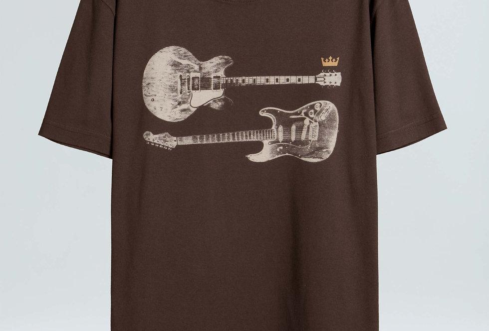 T-Shirt Osklen Regular Guitars