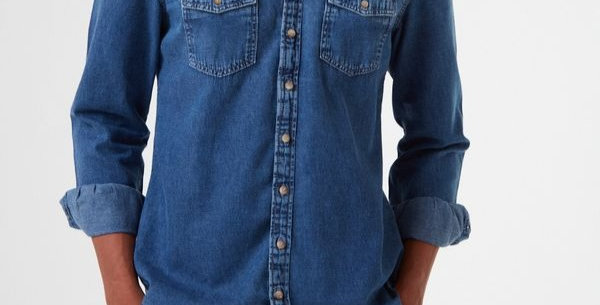 Camisa Jeans Zapalla