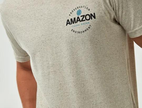 Camiseta Amazônia - Zapälla
