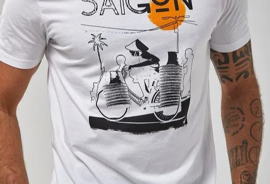 Camiseta Saigon Zapalla