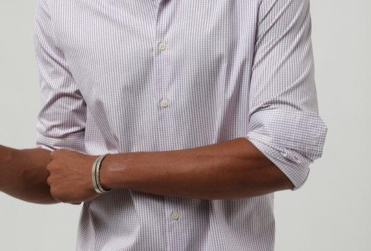 Camisa Mini Quadriculado  Vinho Zapalla