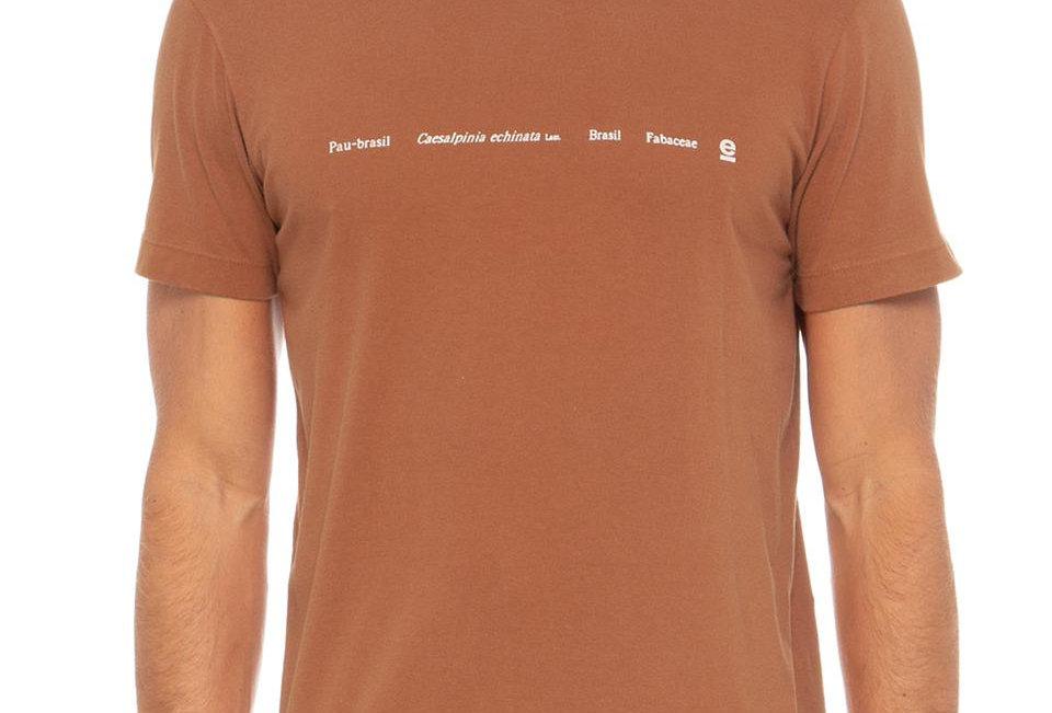 T-Shirt Vintage Pau Brasil Osklen
