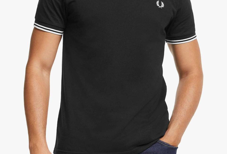 Twin Tipped Fred Perry T-Shirt