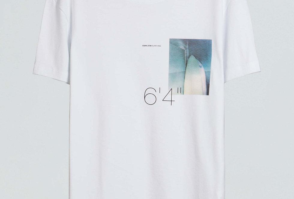 T-Shirt Osklen Stone Foam