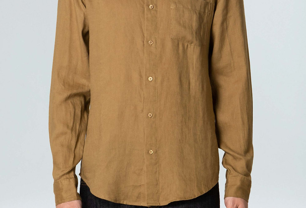 Camisa Masculina Osklen Classic Linen Ml