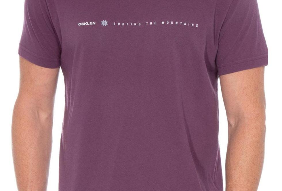 T-Shirt Vintage Minimalista Osklen
