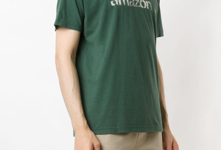 T-Shirt Osklen Regular Amazon