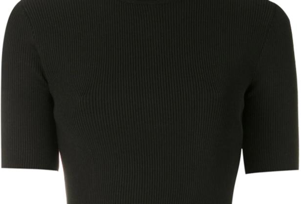 Blusa Feminina Cropped Knit - Osklen