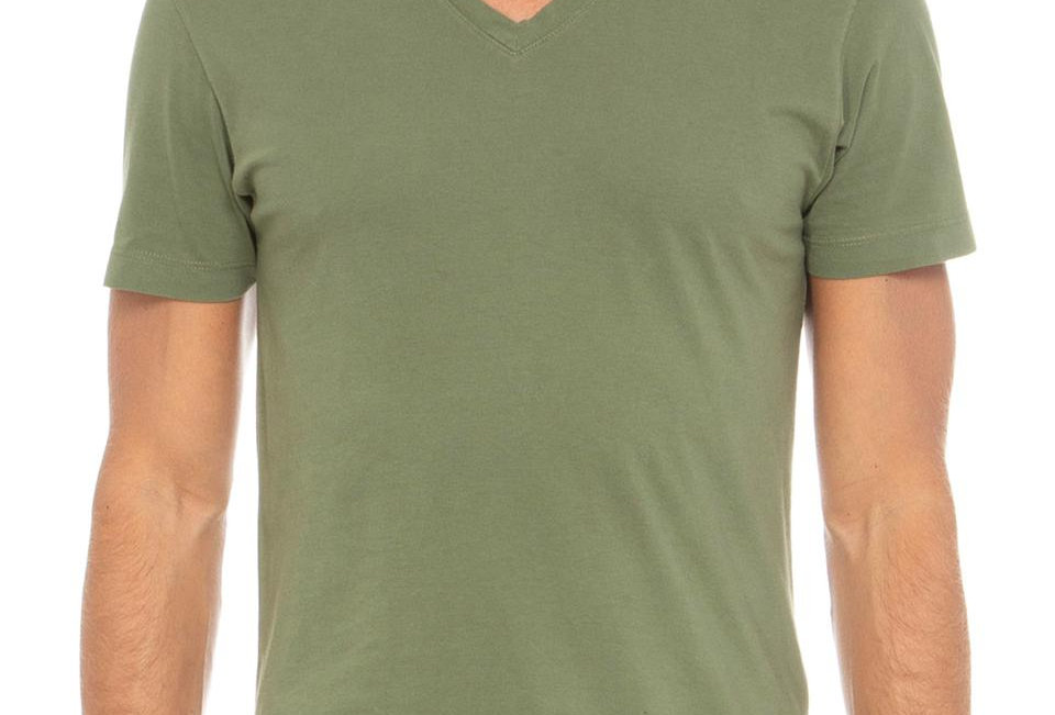 T-Shirt V-Neck Osklen