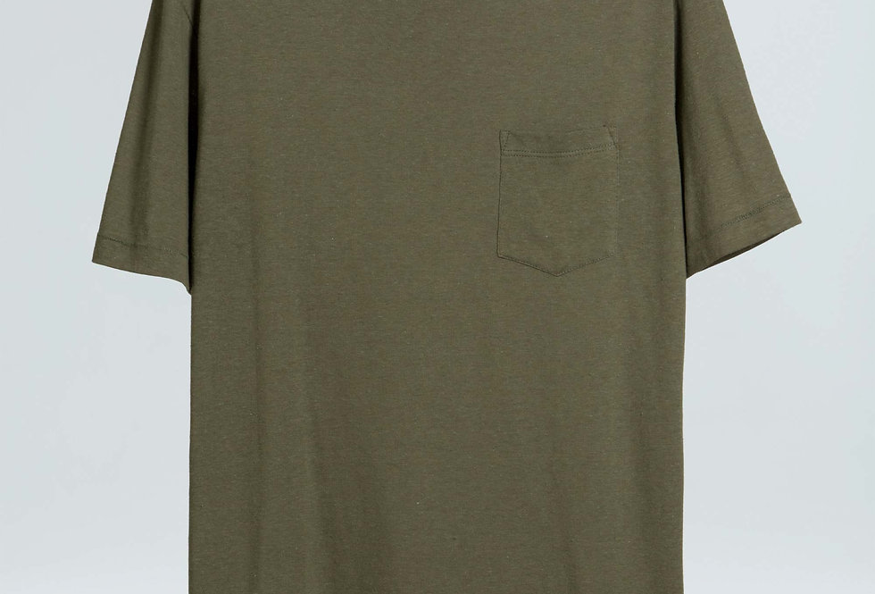 T-shirt Rustic Pocket Ebasics Osklen