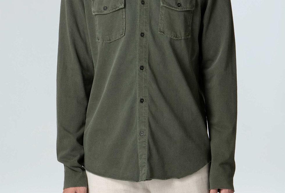 Camisa Osklen Army Pockets