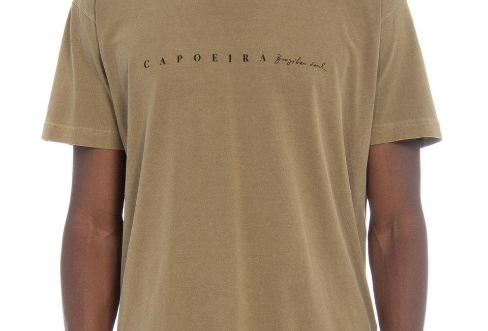 T- Shirt Strong Double Capoeira Osklen