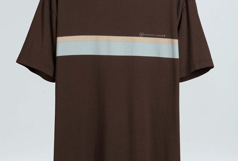 T-Shirt Osklen Regular Listrado Riva