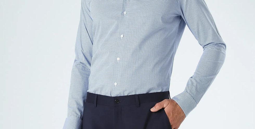 Camisa Dumas Quadriculada Ricardo Almeida