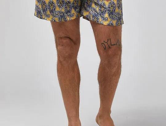 Shorts Paisley Zapalla