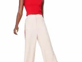 Calça Pantalona Listra Lateral - FYI