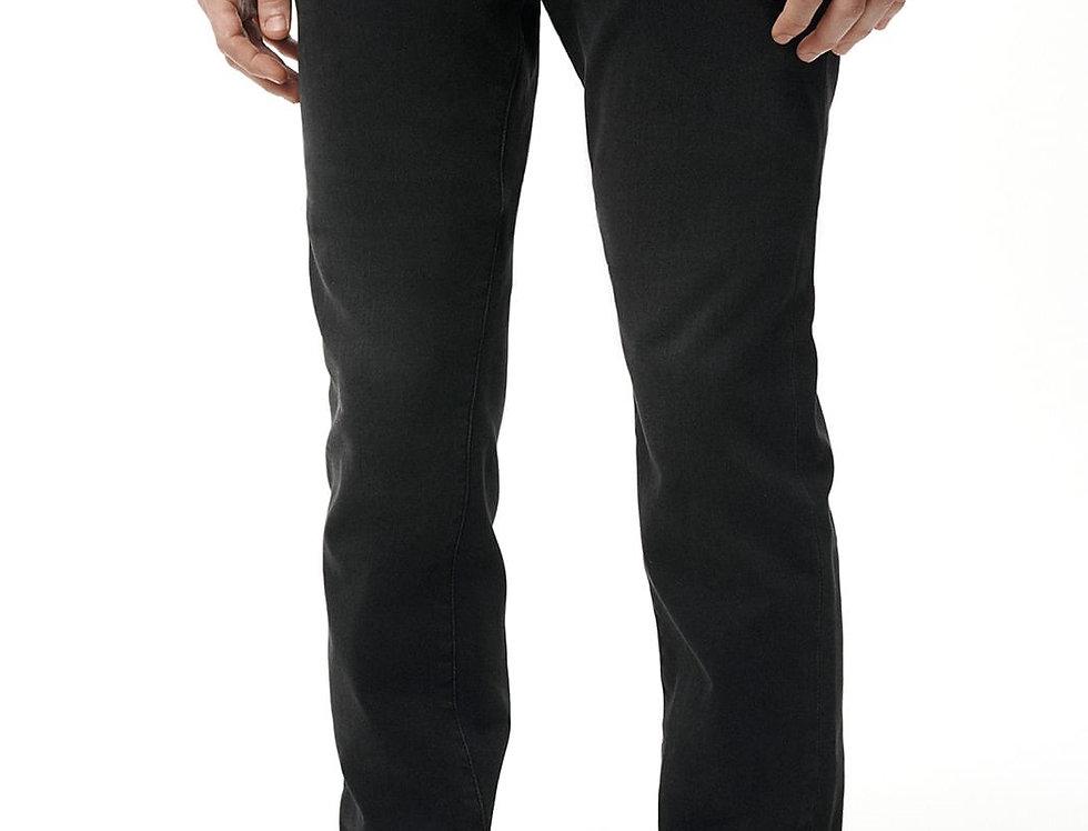 Calça Jeans Moletom Preto Ricardo Almeida