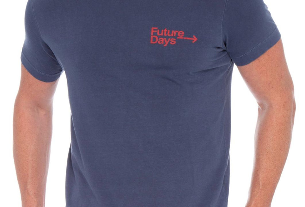 T-Shirt Future Days Osklen