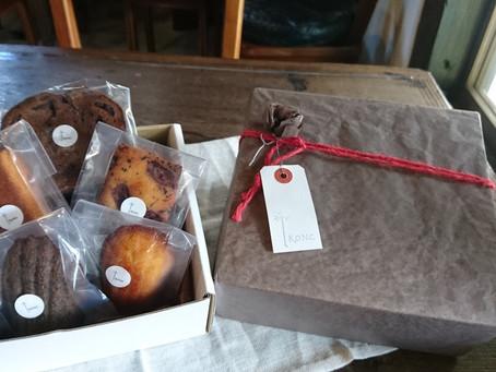 トロン焼き菓子giftのご紹介