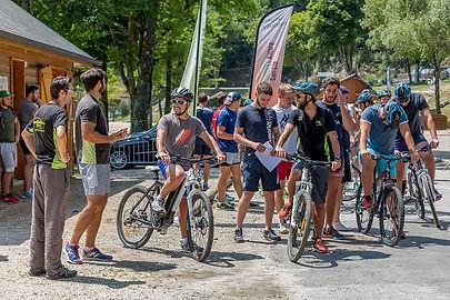 EVG EVJF cousinade clubs sportifs, séminaires, insentive... La Station Sports Nature de Treignac Organise vos activités sportives en groupe en Corrèze