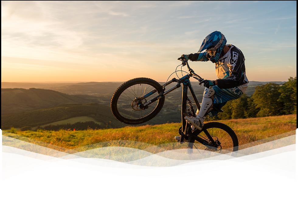 Faire du VVT et d'autres sports de pleine nature en corrèze avec les Sations sports Nature de Corrèze