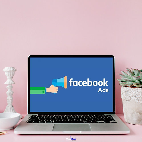 FACEBOOK AD SET UP + MANAGEMENT /monthly