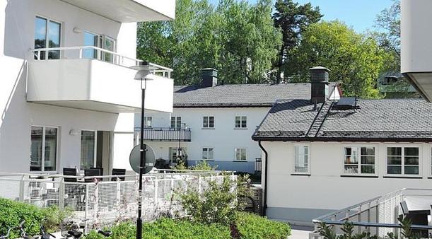 Brf Ängby Park