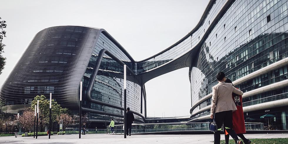 Komerční budovy 21.století