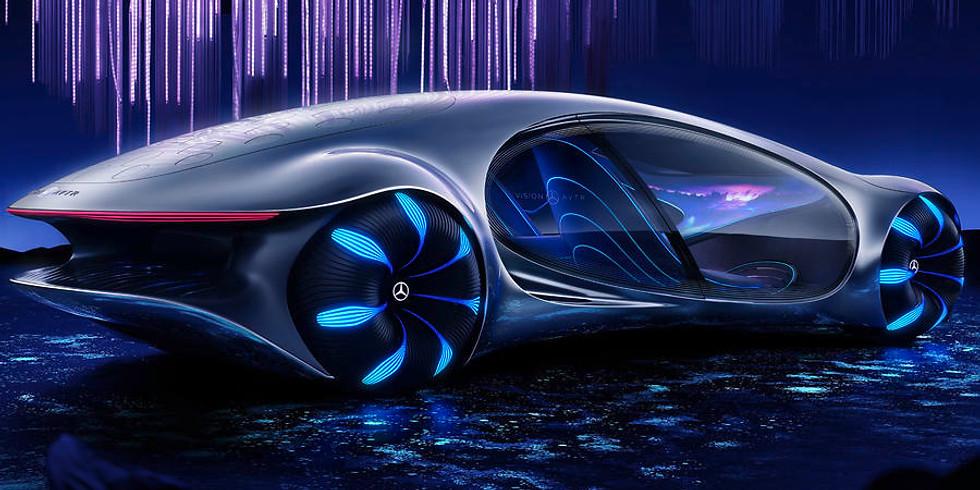Testování automobilů budoucnosti