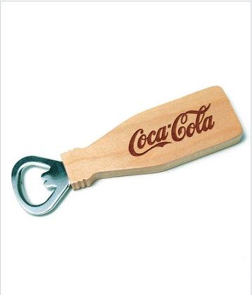Magnetic Maple Bottle Opener