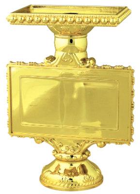 "5"" Pedestal Plate Riser for 3 1/2"" x 2"" Plate"