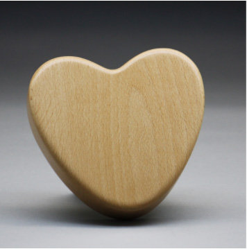 Small Heart Shaped Box