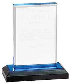 Beveled Impress Acrylic Award
