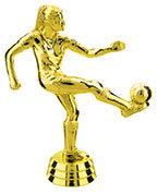 """5"""" Female Soccer Figure"""